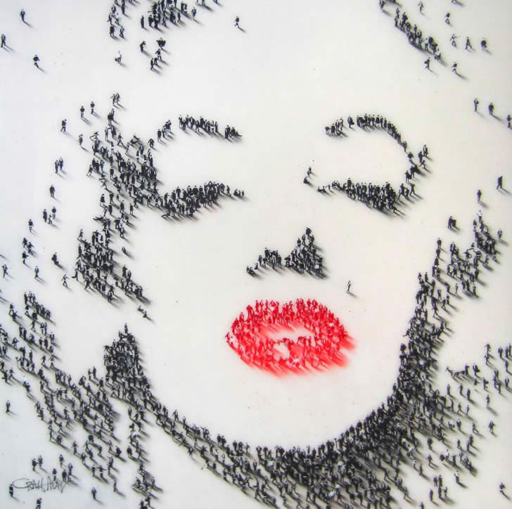 A Big Kiss from Marilyn