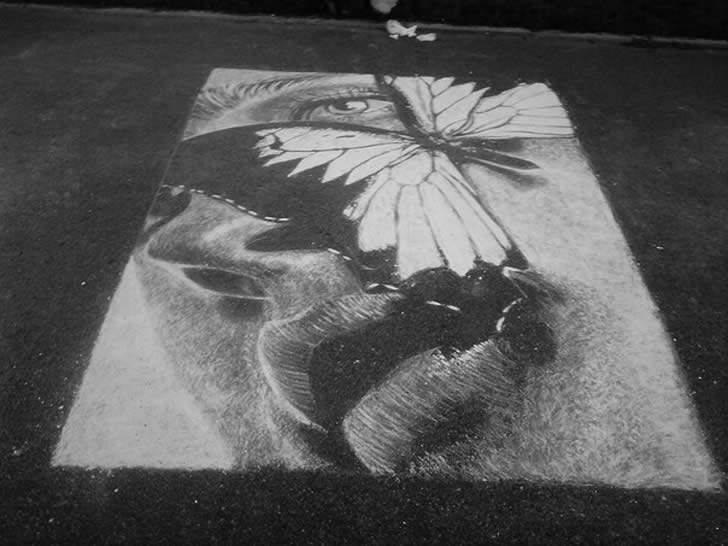 Street art (chalk drawing) by Rustam Valeev (1)