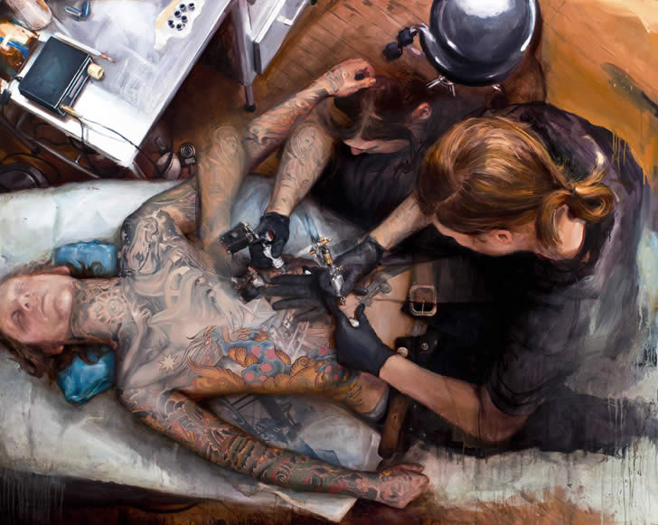 A Passion for Tattoos