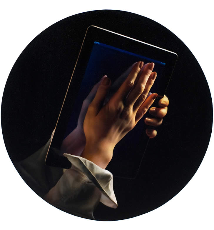 Do you Worship your Tablet?