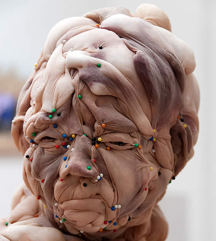 Nylon Sculptures