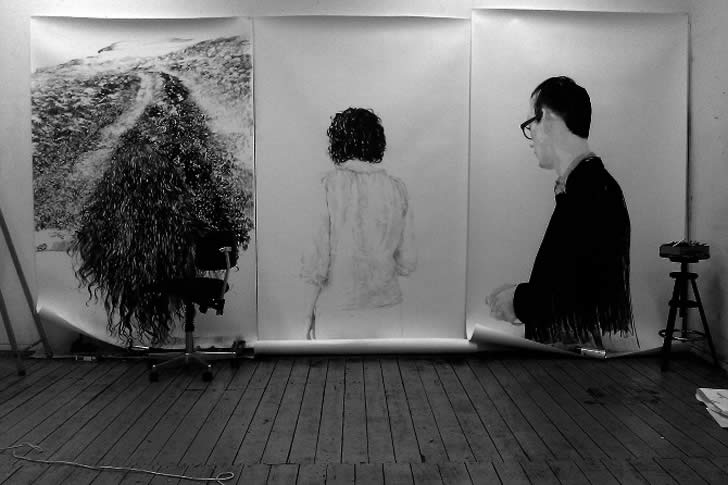 Large-scale drawing by Anouk Griffioen (2)