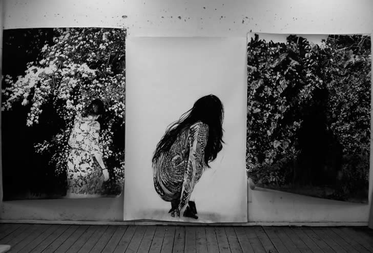 Large-scale drawing by Anouk Griffioen (5)