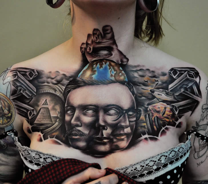 Tattoo by Benjamin Laukis (2)