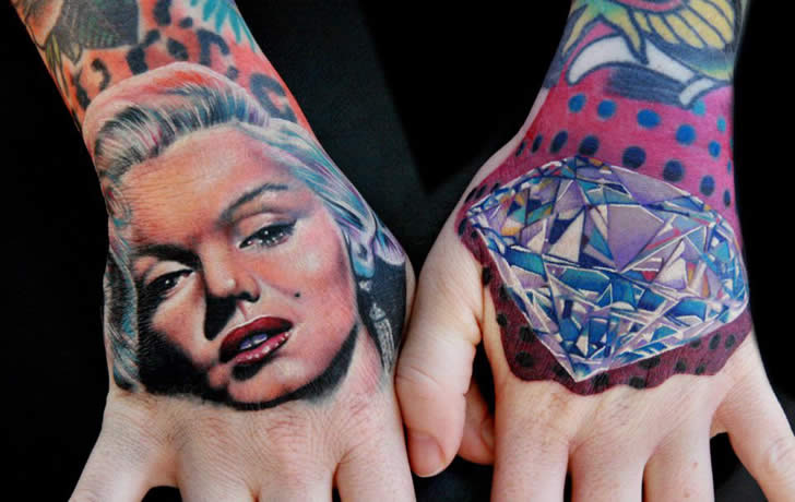 Realistic tattoo art by Cecil Porter (2)