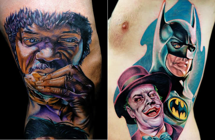Realistic tattoo art by Cecil Porter (6)
