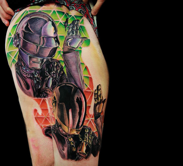 Realistic tattoo art by Cecil Porter (4)
