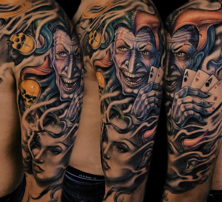 Tattoo art by Juan Salgado (1)