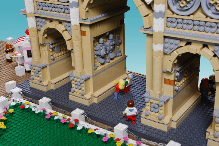 The Colosseum by Ryan The Brickman (5)