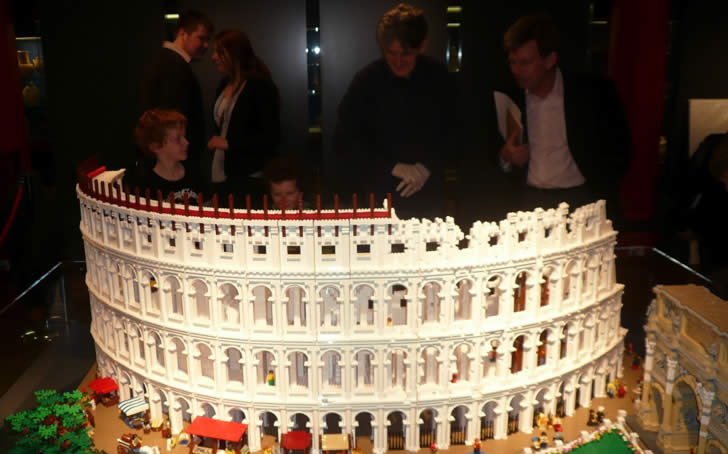 The Colosseum by Ryan The Brickman (4)