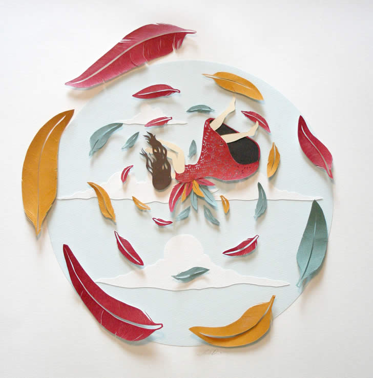 Paper art by Sarah Dennis (5)