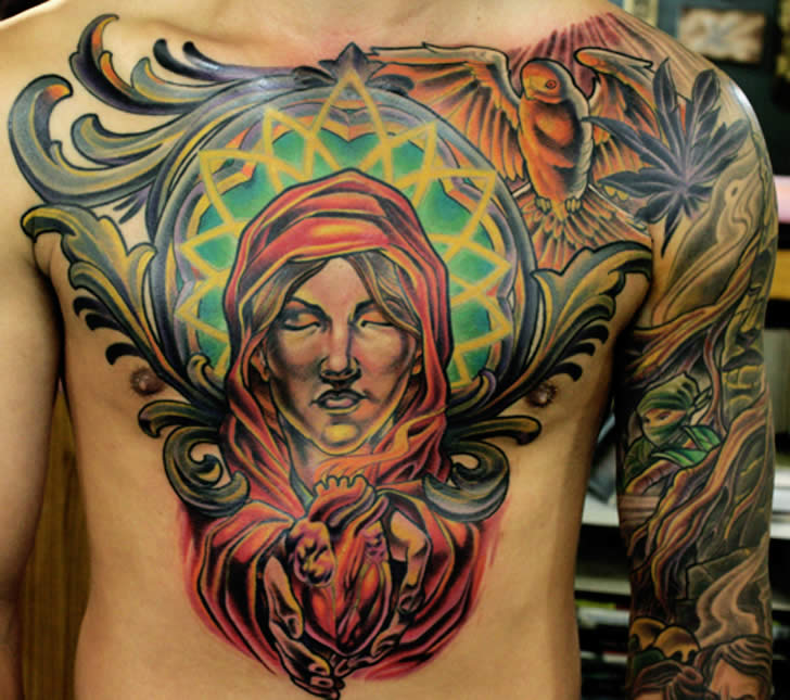 Tattoo art by Terry Ribera (4)