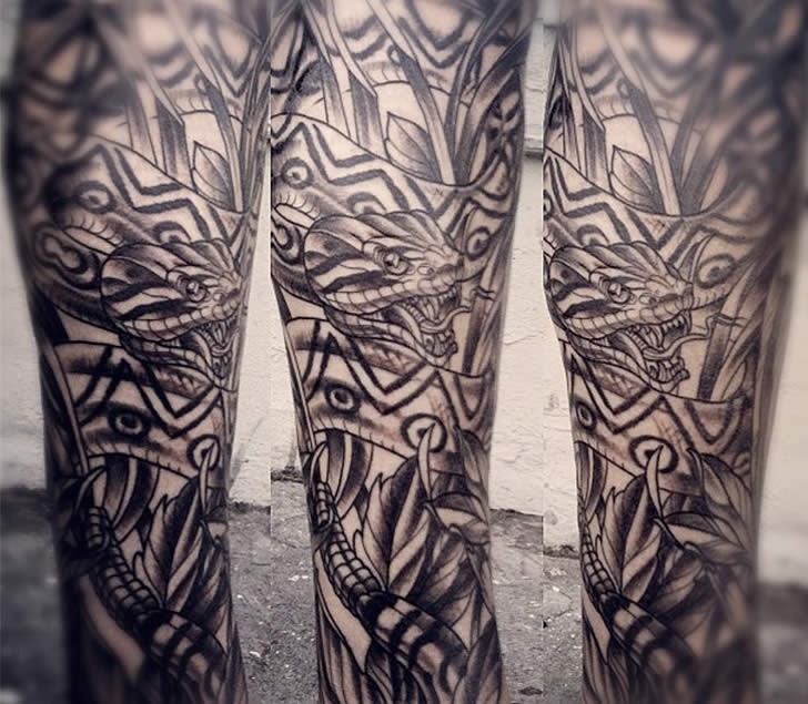 Tattoo art by Terry Ribera (2)
