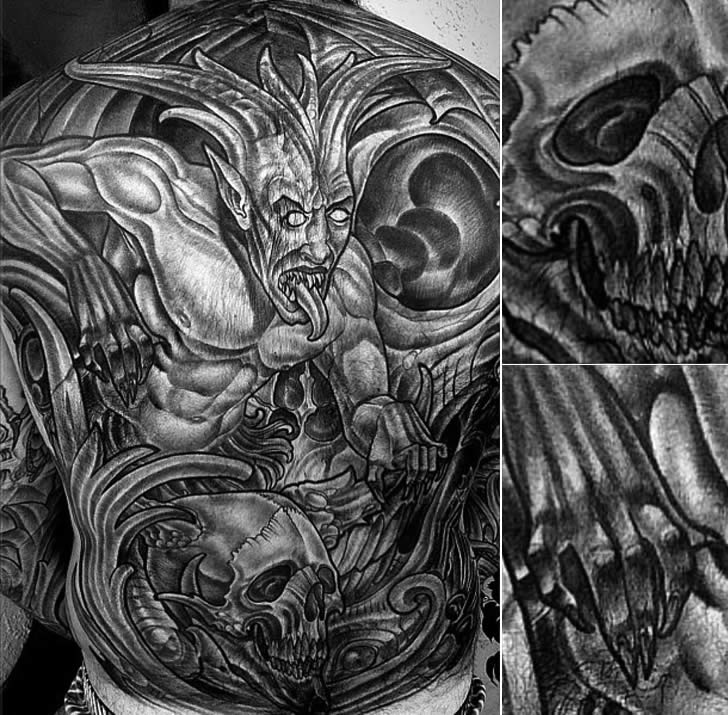 Tattoo art by Terry Ribera (5)