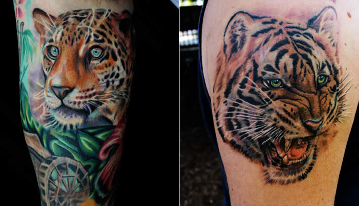 Tattoo by Dave Wah (2)