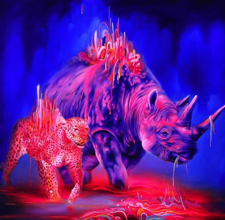 Painting by Michael Page (4)