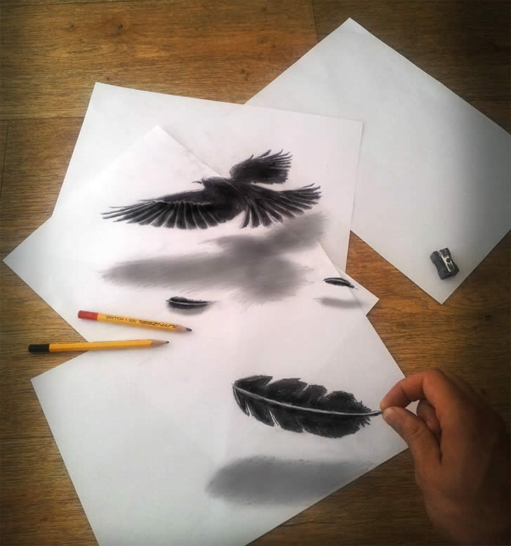 Drawings Come to Life