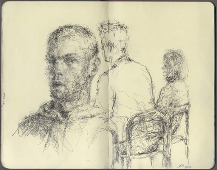 Sketchbook Drawing by Filip Peraic (6)