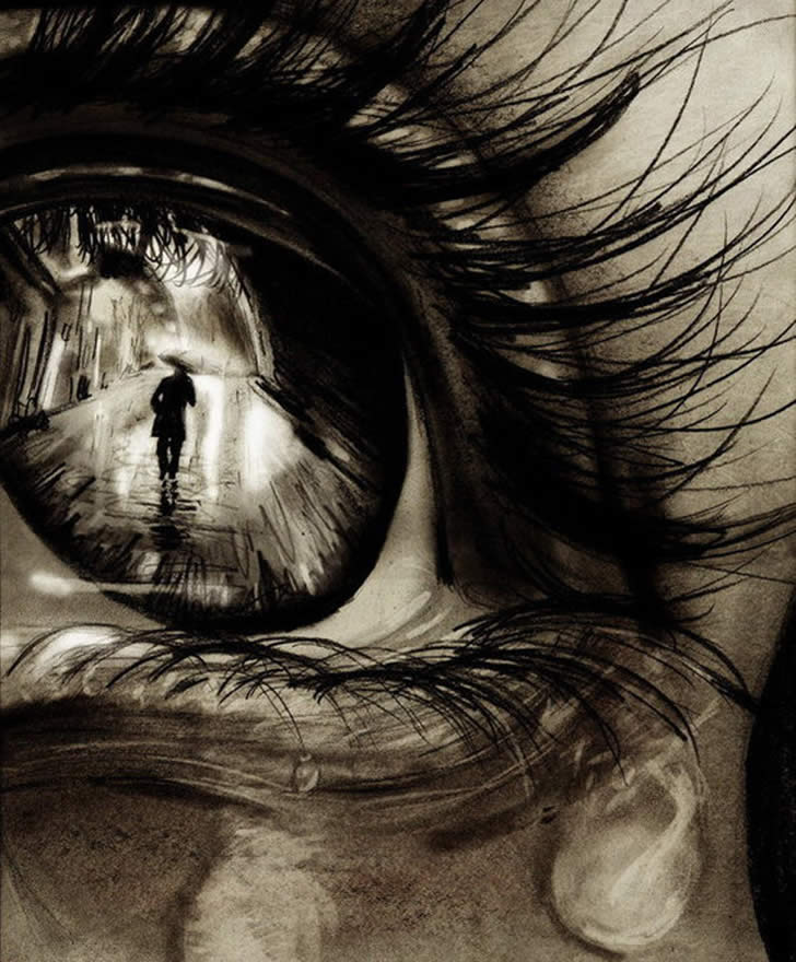 Amazing eye drawing by Isaiah Stephens (2)