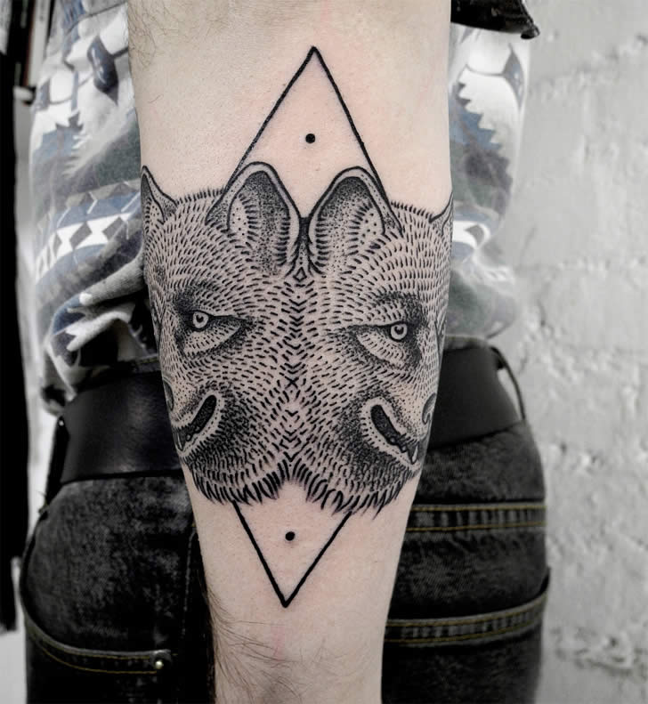 B&w tattoo by Valentin Hirsch (3)