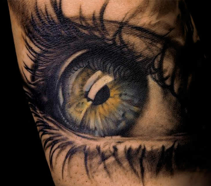 Realistic tattoo art of Nicki Norberg (3)