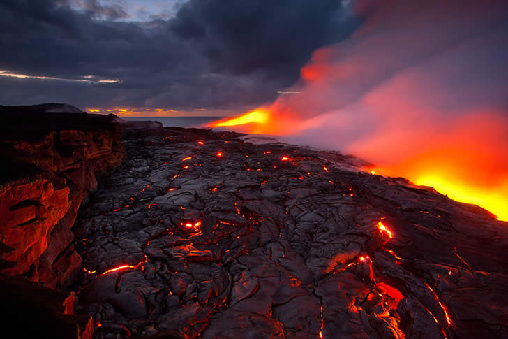 Lava photography by Tom Kualii 4