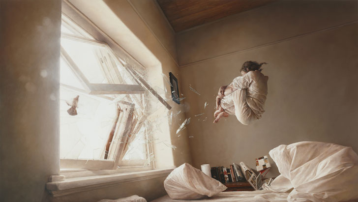 Perfect Vacuum by Jeremy Geddes