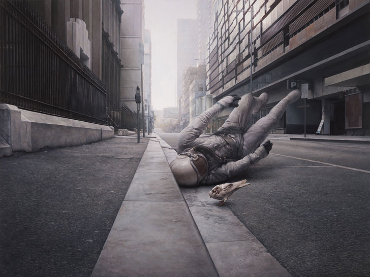 The Street by Jeremy Geddes