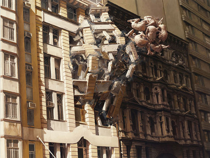 Pale Memory by Jeremy Geddes