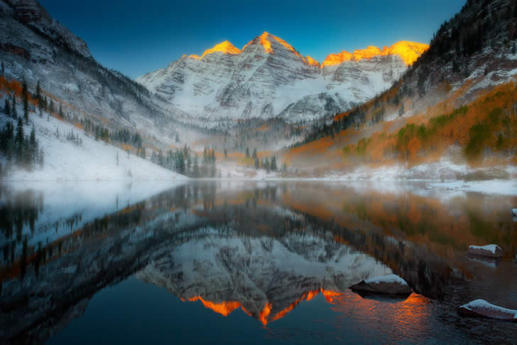 Reflection photo by Kevin McNeal