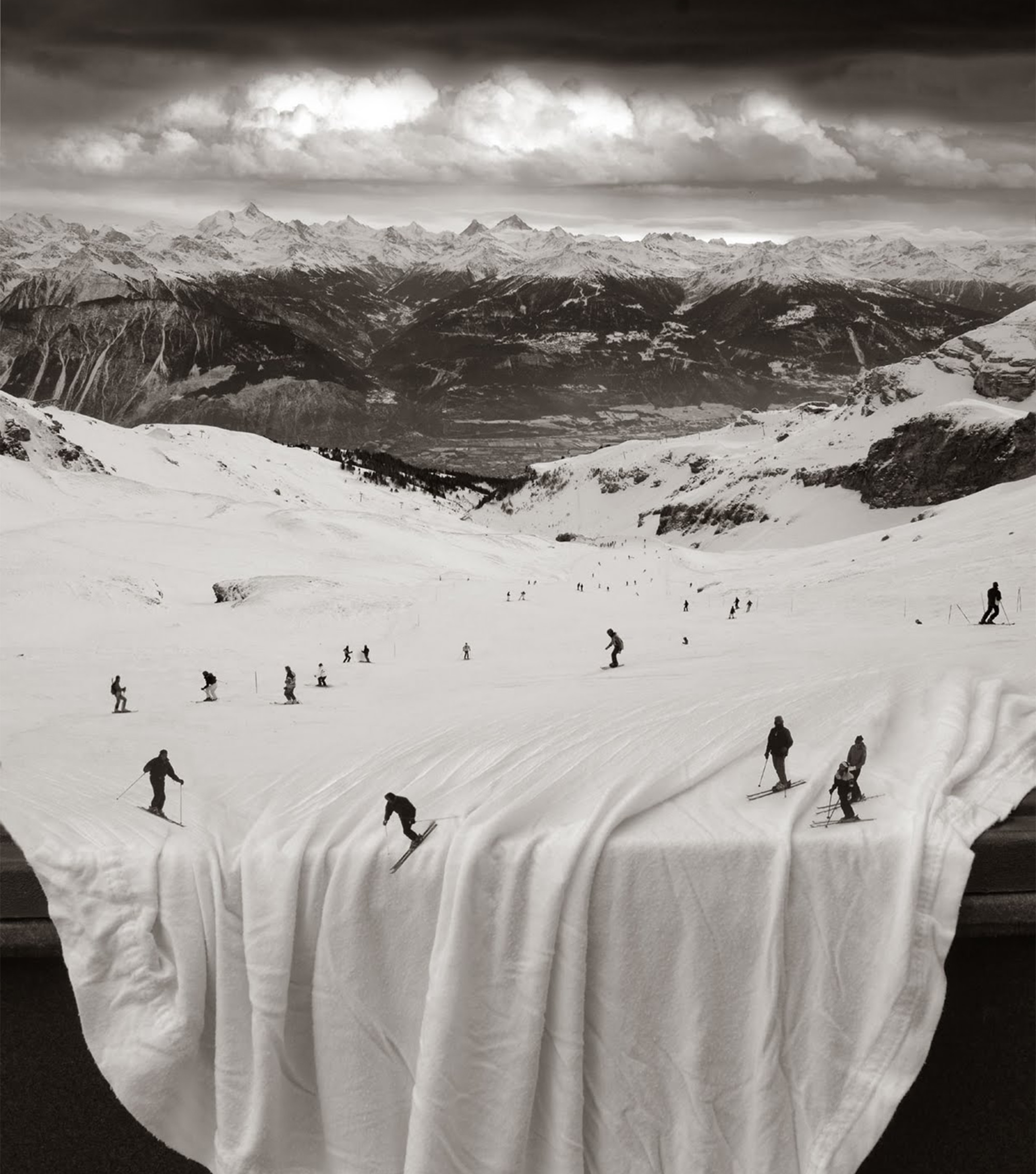 Thomas Barbey: Living in a Surreal World