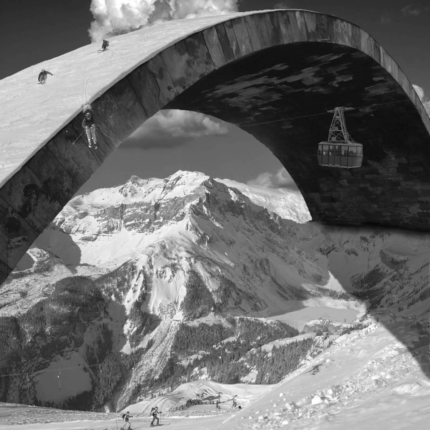 skiing, thomas barbey