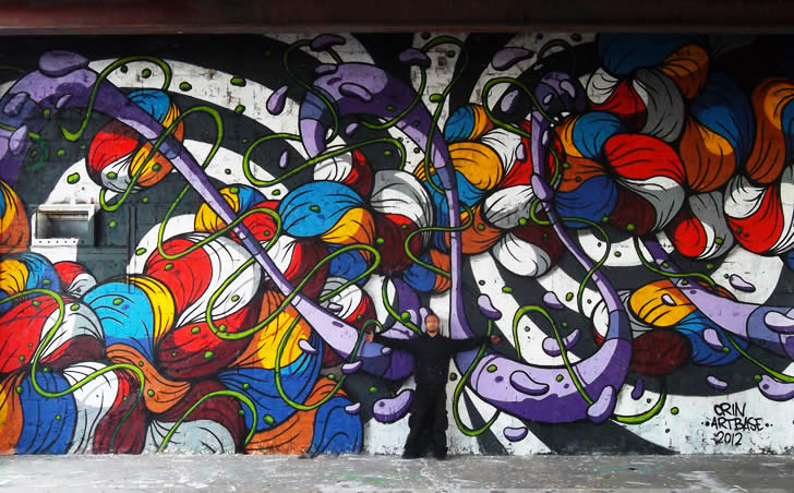 Graffiti by Crin