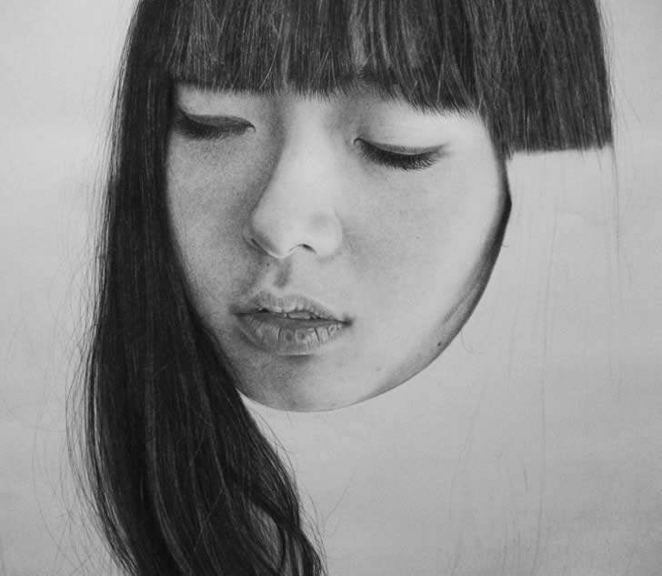 Close-up of Asian woman. By Kelvin Okafor
