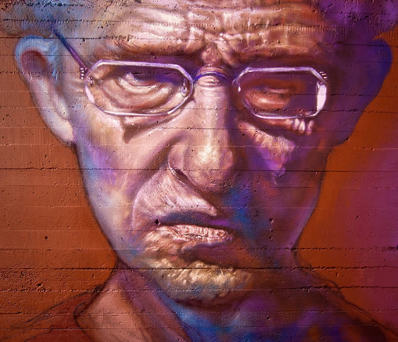 Man with glasses by Caktus&Maria