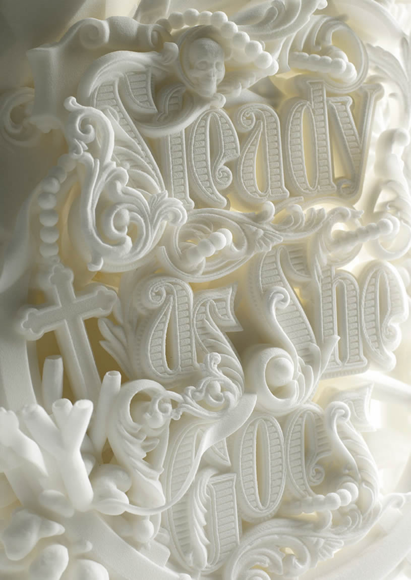 Steady As She Goes (3d Styrofoam sculpture)  by Like Minded Studio