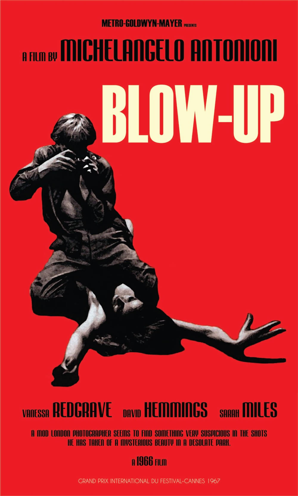 """Blow Up"" (1966)."