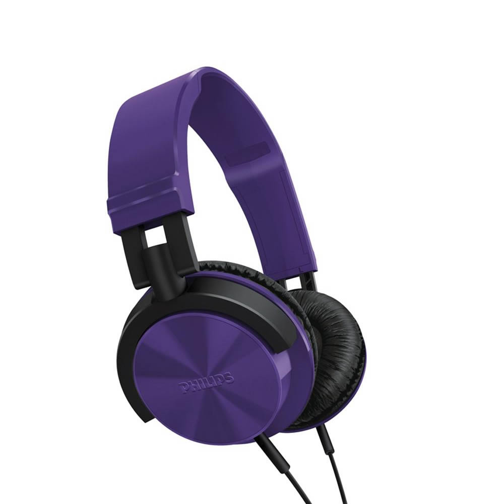 Win a Purple Pair of Headphones!