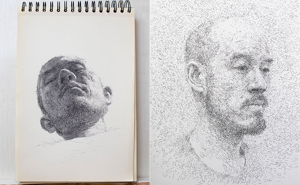 Drawing by Seong Jin Kim 2