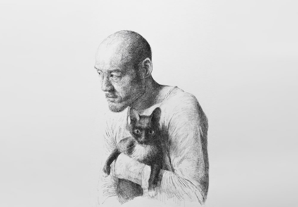 Drawing by Seong Jin Kim 3