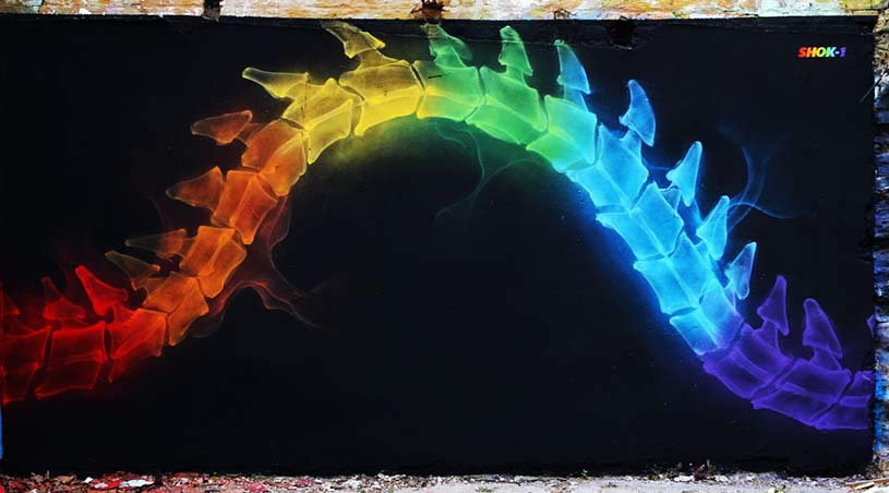 rainbow x-ray spine by shok-1