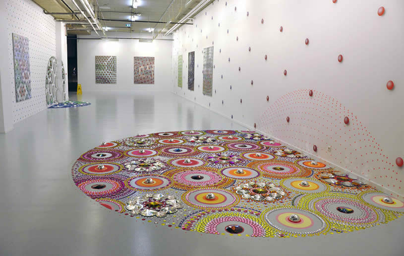 Floor art by Suzan Drummen 4