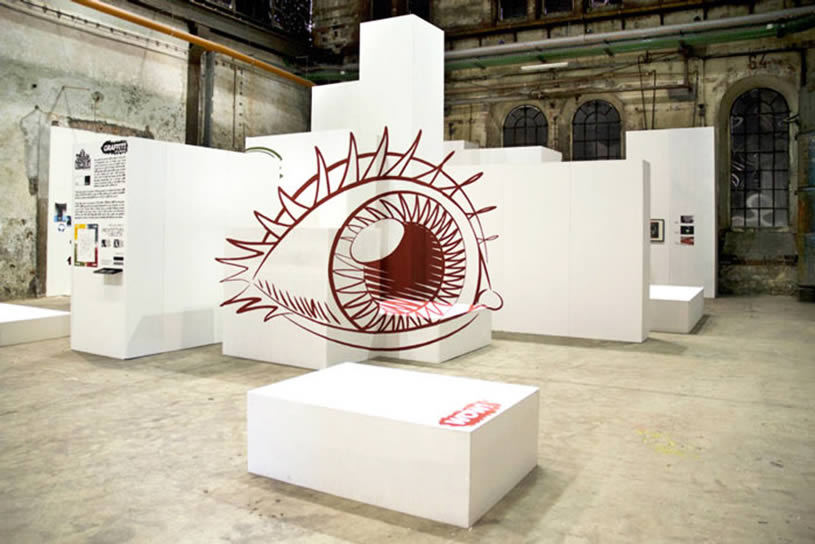 Eye Anamorphic by Truly Design 3