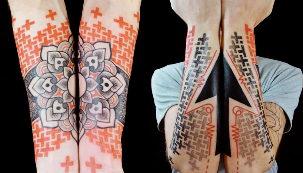 Neo-Tribal Tattoos