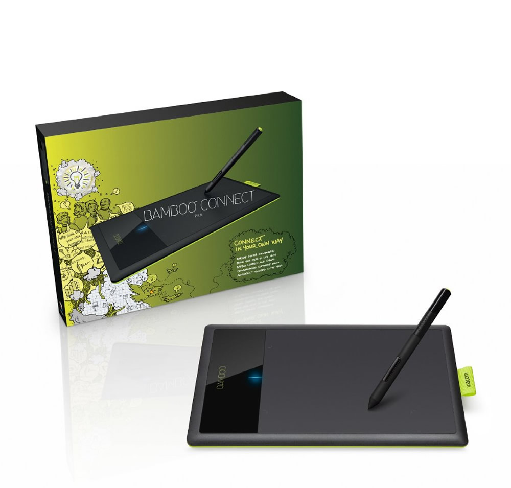 Win a Wacom Drawing Tablet