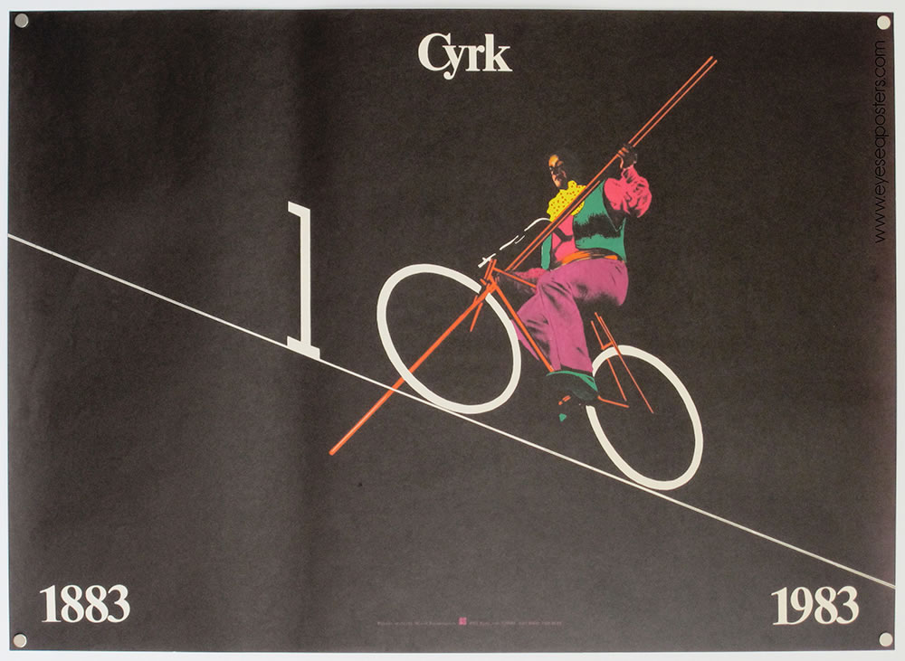 'Cyrk (100 years of..)' by Marek Freundenreich