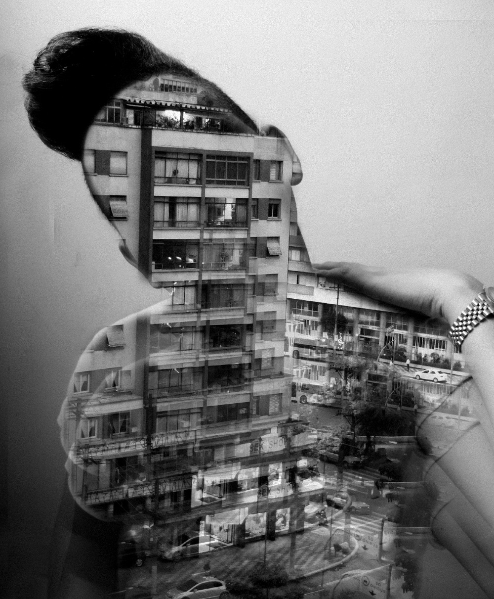 heitor magno double exposure