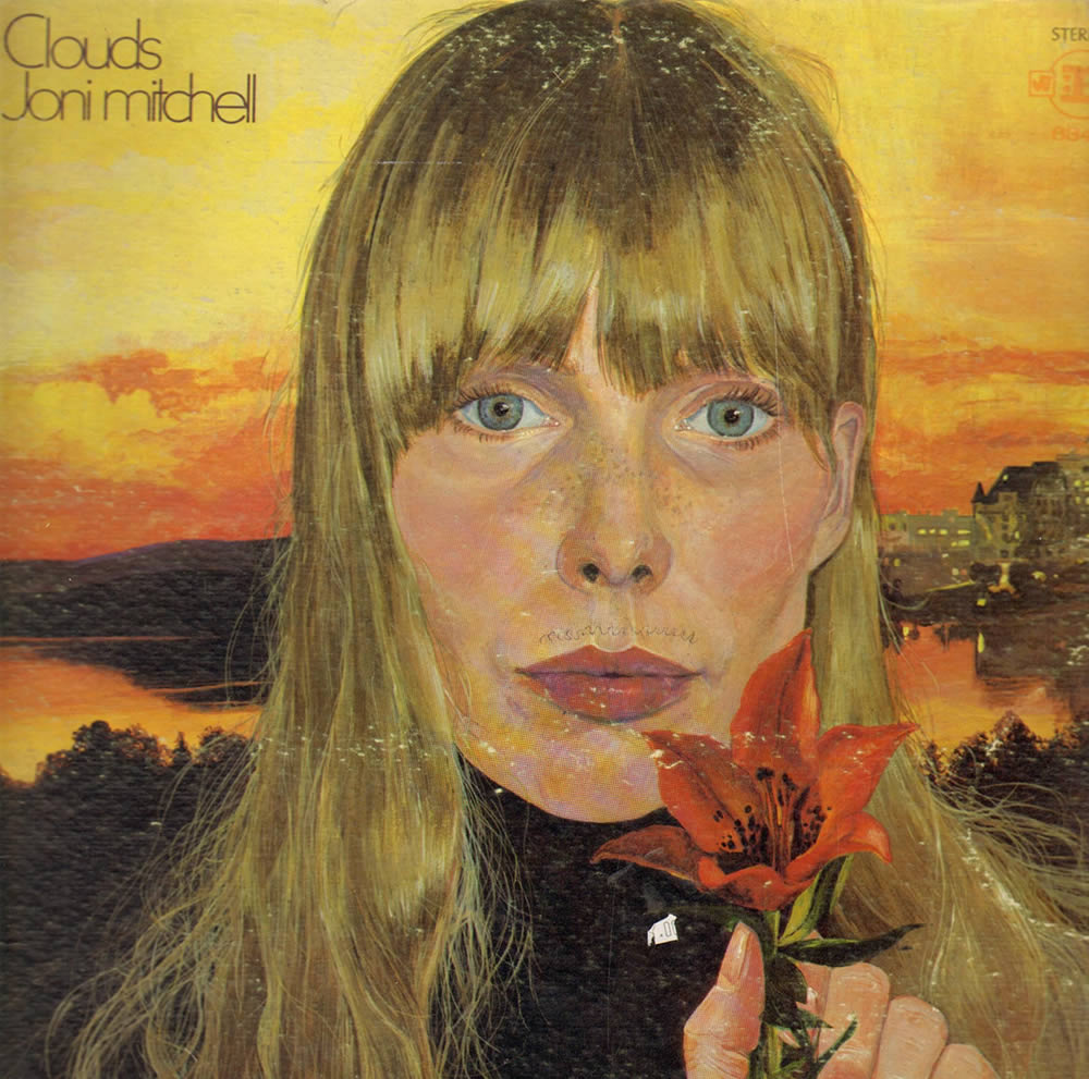 joni mitchell clouds cover art