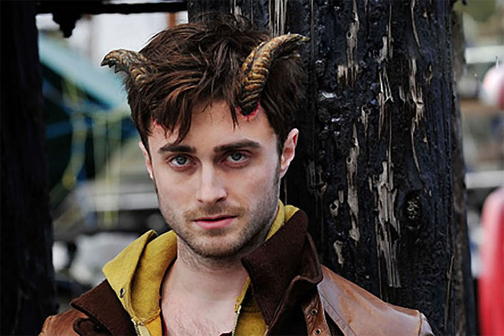 horns movie radcliffe