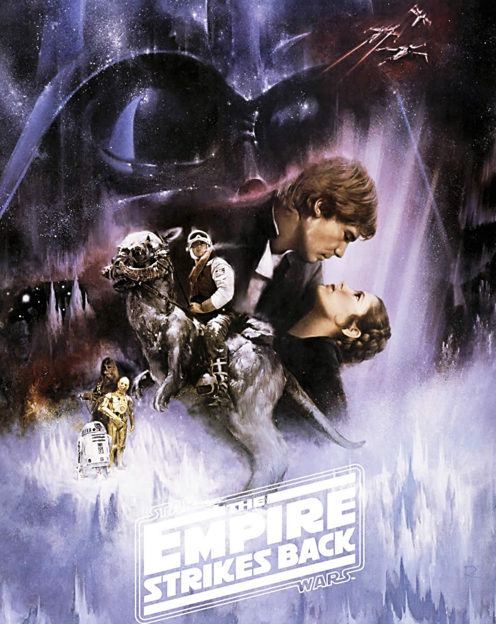 """Star Wars: Episode V - The Empire Strikes Back"" (1980)."